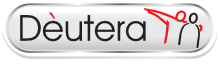 Deutera Logo Footer