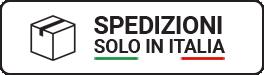 banner spedizione solo in italia